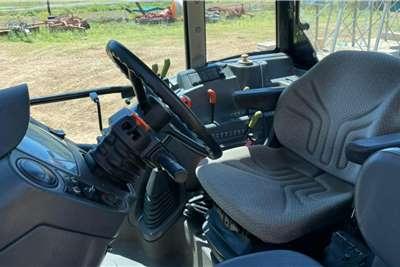 Claas 4WD tractors Claas Axos 340 CX Cab with Blade Tractors