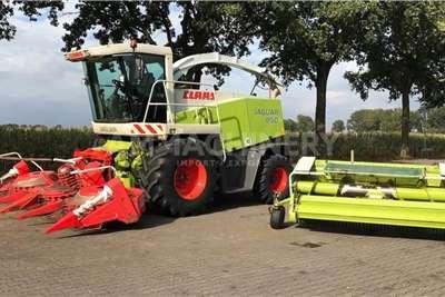 Claas 4WD tractors Claas Jaguar 850 Tractors