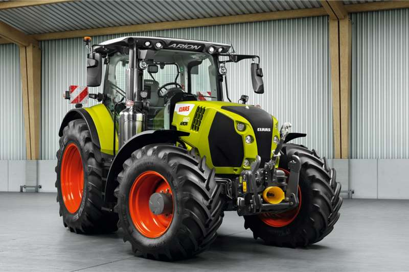 Claas Arion 600CIS Series(650   610) Tractors