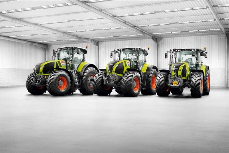 Claas Axion 800 Series (870   800) Tractors