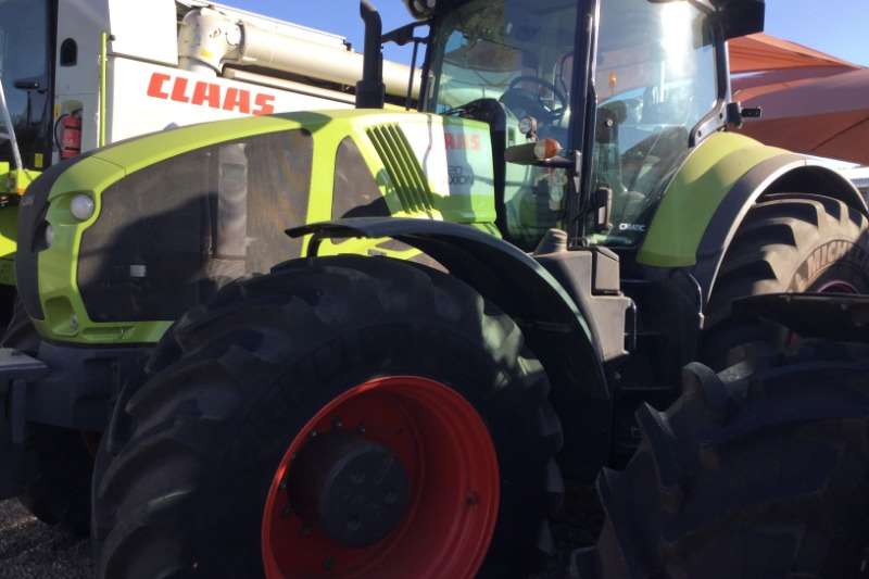 Claas Tractors AXION 920 2016