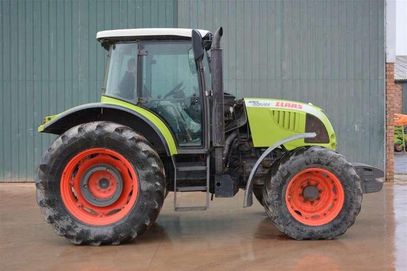 Claas Tractors Claas Ares 657 2009