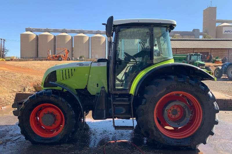 Claas Tractors Claas Ares 697 2007