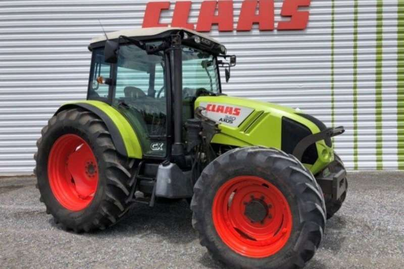 Claas Tractors Four wheel drive tractors Axos 340CX 2019