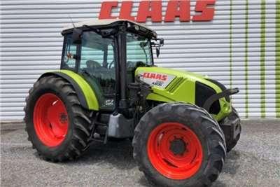 Claas Tractors Four Wheel Drive Tractors Axos 340CX 2019