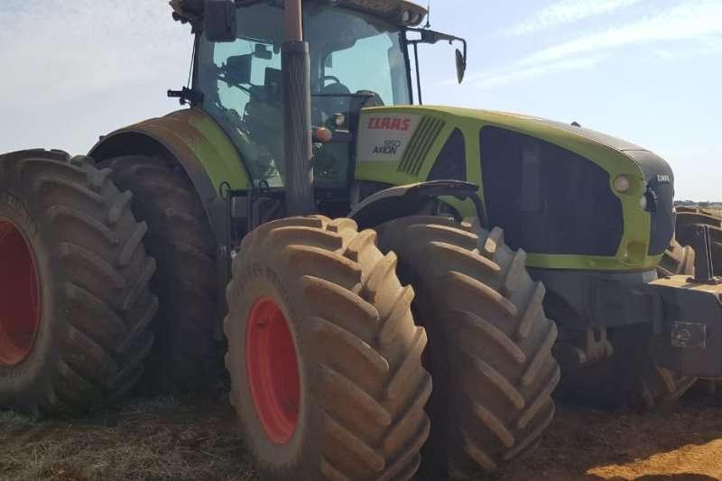 Claas Tractors Four wheel drive tractors Claas Axion 950 2016