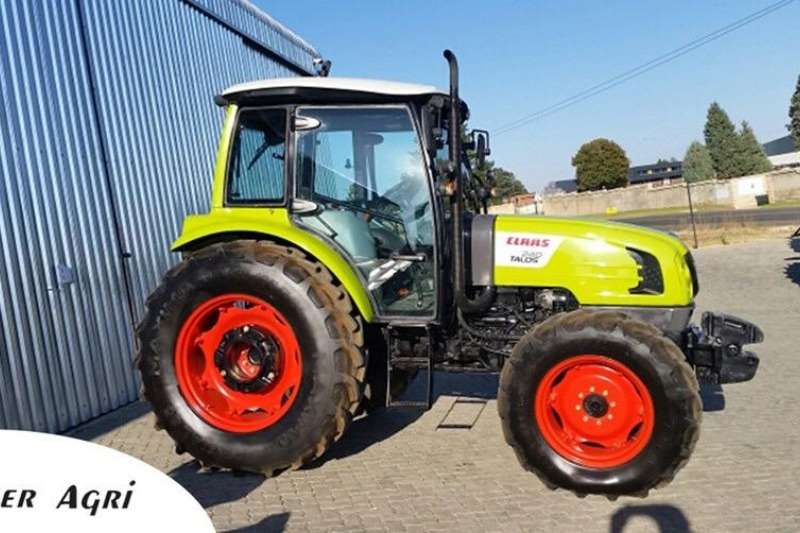 Claas Tractors Four wheel drive tractors Claas Talos 240 Cab 71Kw 2014