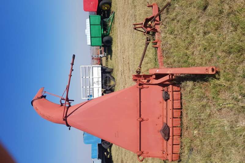 Combine Harvesters and Harvesting Equipment Forage Harvesters Kverneland Taarup