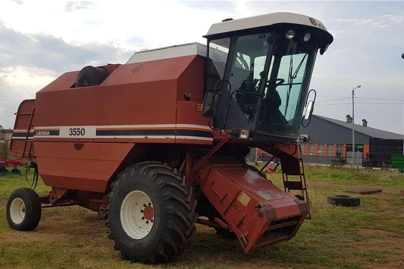 Combine harvesters and harvesting equipment Farm Equipment