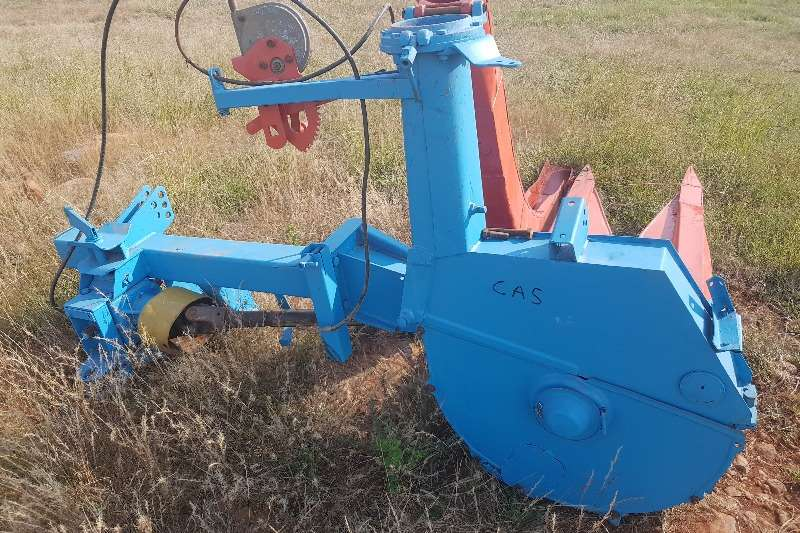 Combine harvesters and harvesting equipment Other combine harvesters and harvesting equipment 1 row Mengele Silage harvester / cutter/ kuilvoer