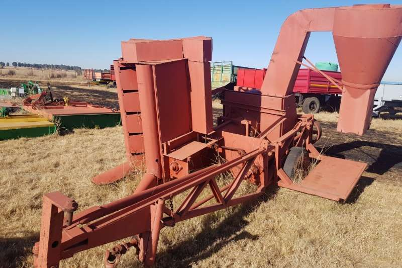 Combine Harvesters and Harvesting Equipment Other Combine Harvesters and Harvesting Equipment Drotsky Voerstroper / Feeding Harvester