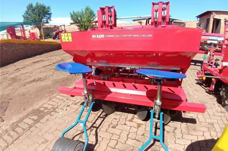 Combine harvesters and harvesting equipment Potato harvesters Potato Planter & Harvester