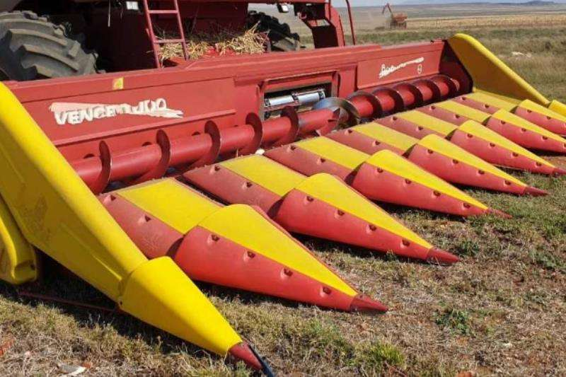 Combine harvesters and harvesting equipment Vence Tudo Bocuda Maize Header 8Row 91cm