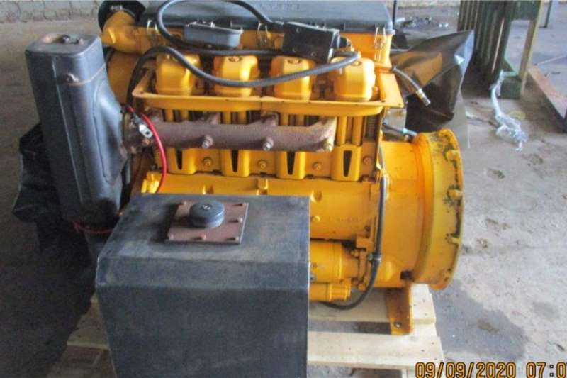 Engines 4 cyl Hatz diesel engine Components and spares