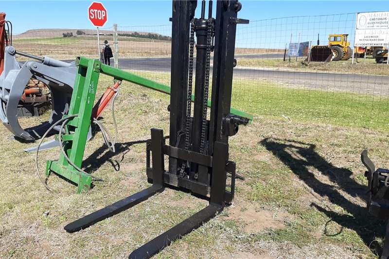 Forklift Tractor Attachment Components and spares