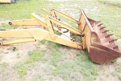 Front End Loader Attachment Components and spares