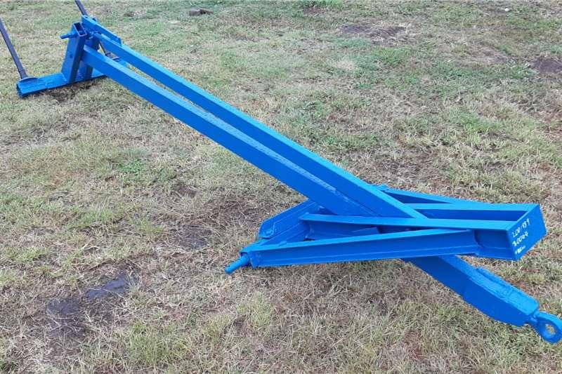 Hoog Laai Baalvurk Components and spares
