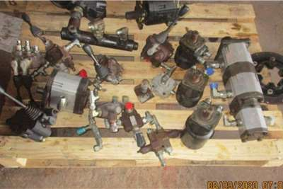 Hydraulics Components and spares