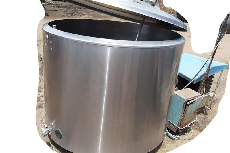 Milk Cooling Tank Fruit Juice Tank Components and spares
