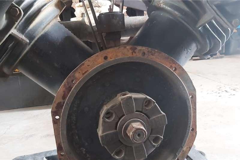 Vacuum Air Compressor Head Components and spares