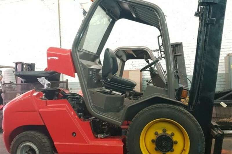 Construction Manitou MSI 35 T K Series 2011