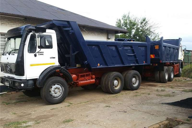 Construction Merc 2628 tipper v series for sale