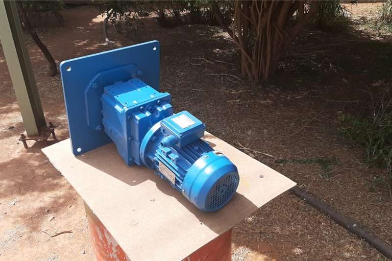 Construction Top Entry Heavy Duty Drive Unit