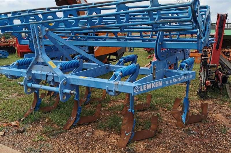Cultivators Field cultivators Lemken Kristall 3.5m only done 60 Hectare