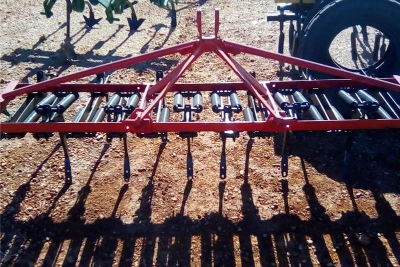 Cultivators Field cultivators Massey ferguson cultivator, skoffel 12 tand