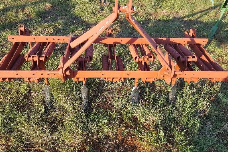 Cultivators Field cultivators Massey Ferguson Skoffel / Tiller