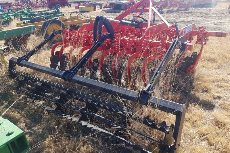 Cultivators Harrows New Wirax high speed disc harrow