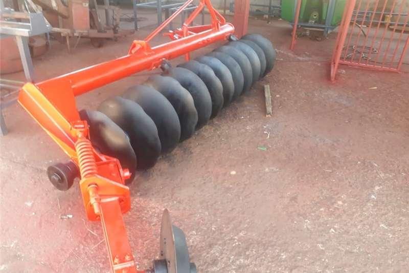 Cultivators Harrows one way disc harrow