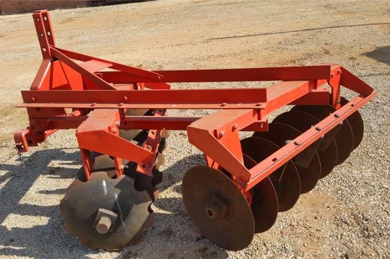 Cultivators Harrows U Make 14 Skottel Dis / Harrow Pre Owned Implement