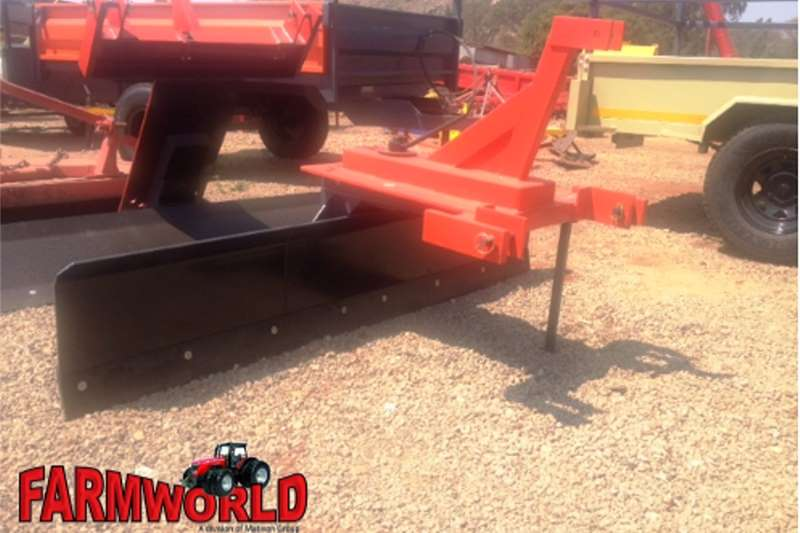 Cultivators Other cultivators S2667 Red Verrigter 2.1m Grader / Skraper New Impl