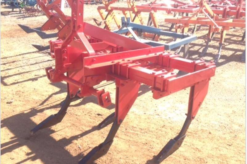 Cutters and shredders Other cutters and shredders S3135 Red U Make 5 Tine Ripper / 5 Tand Ripper Pre
