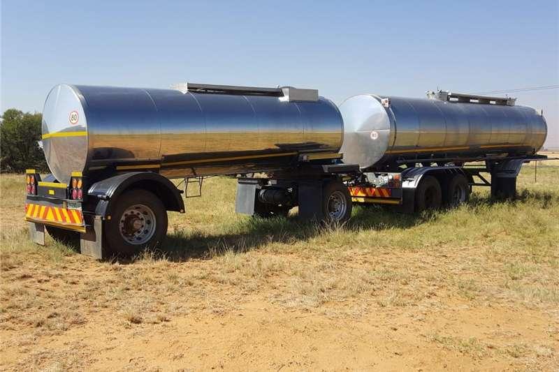 Dairy farming Holding tanks Melk tenk
