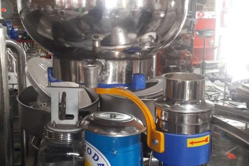 Dairy farming Milk machines Cream Separator