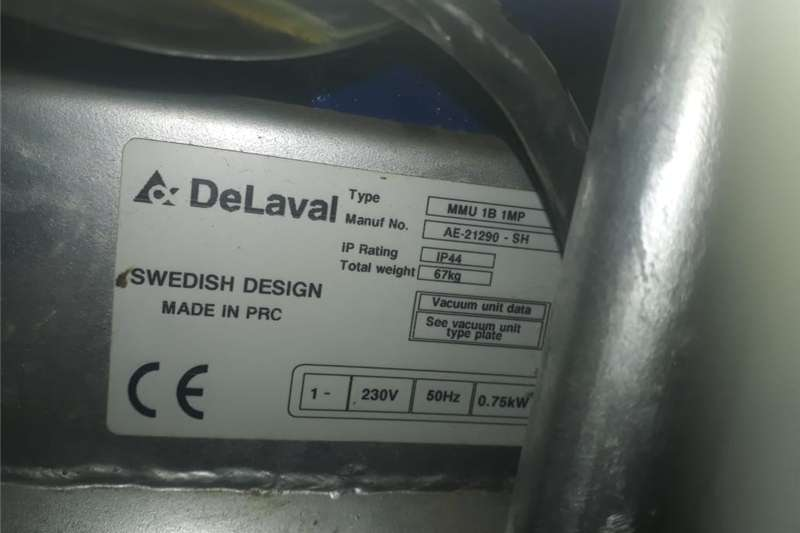 Dairy farming Milk machines DeLaval Milking Machine