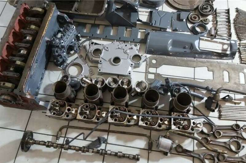 Deutz Components and spares BF6L913 Engine