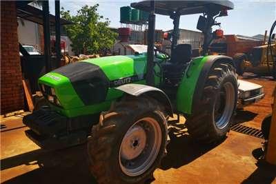 Deutz Tractors 2003 deutz fahr 310 4x4 tractor 2003