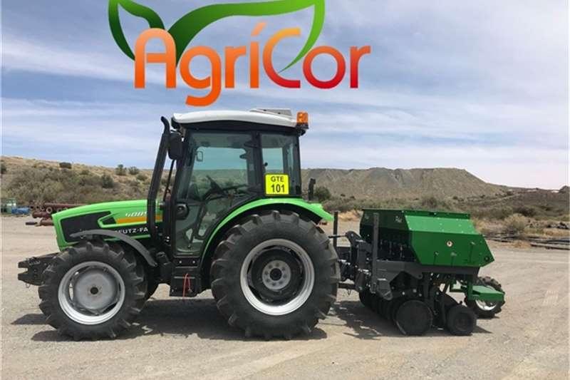 Deutz Tractors 2018
