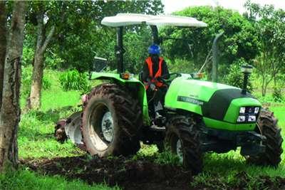 Deutz 2WD tractors Agrolux 4.80 Tractors