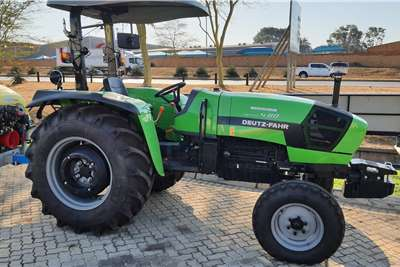 Deutz 2WD tractors Deutz Fahr Agrolux 4.80 2wd Tractors