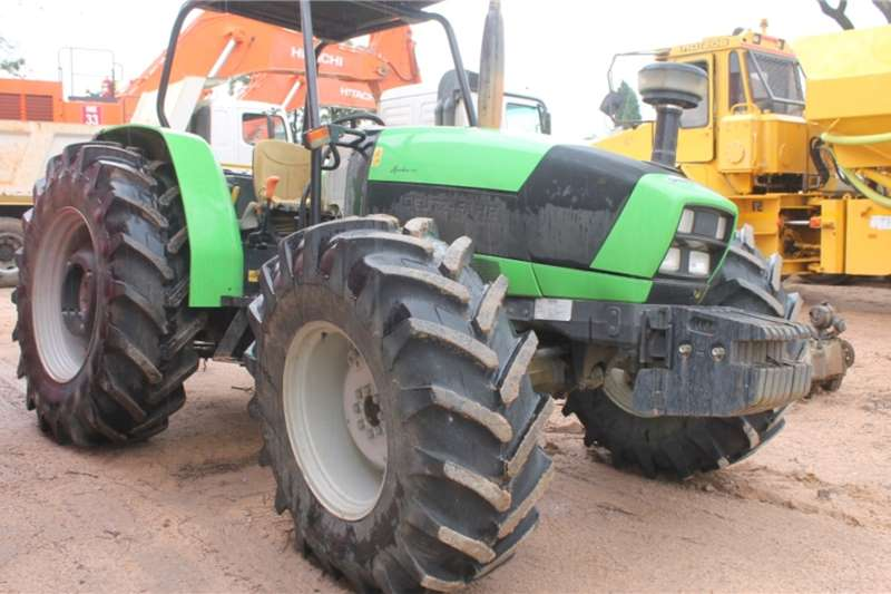 Deutz Tractors Agro Lux 100SF 4x4 Tractor 2016