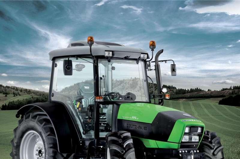 Deutz Agrofarm 115 G/GS Tractors
