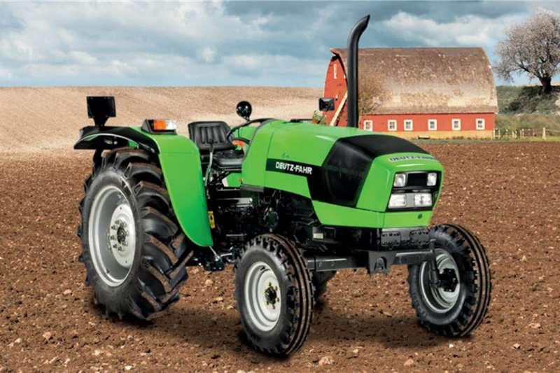 Deutz Agrolux 4.80/60 Tractors