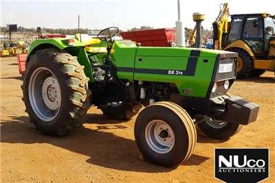Deutz DEUTZ DX370 TRACTOR Tractors