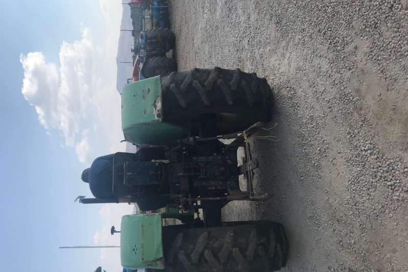 Deutz Tractors Two Wheel Drive Tractors Deutz Fahr D7206 2WD