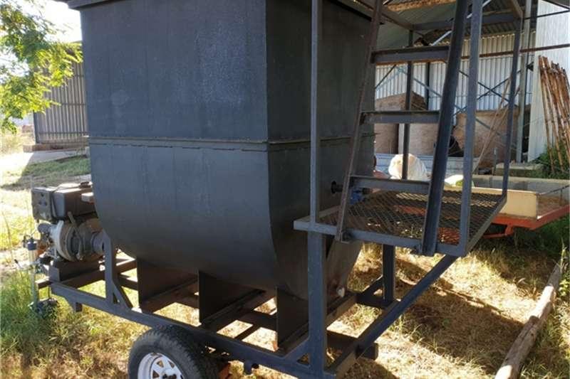Diesel Feed mixers