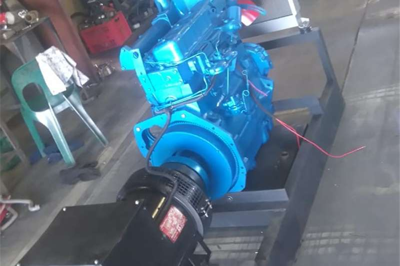 Diesel generator 100 kva
